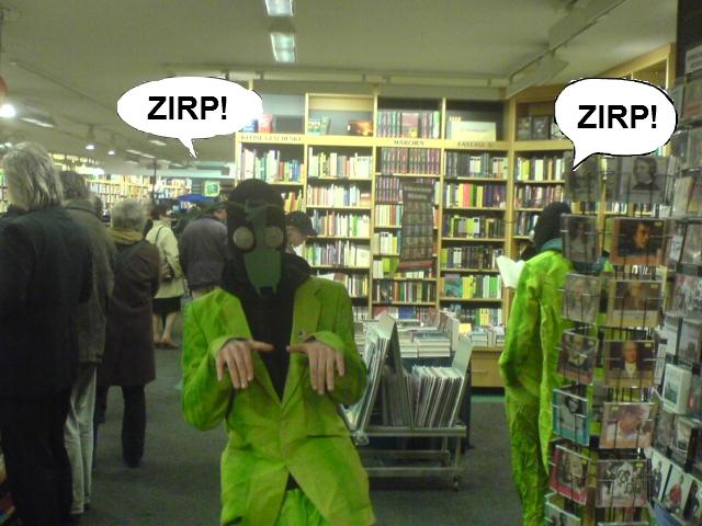 Zirp Zirp